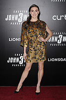 "Tiler Peck at the World Premiere of ""John Wick: Chapter 3 Parabellum"", held at One Hanson in Brooklyn, New York, USA, 09 May 2019"