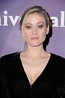 09 January 2018 - Pasadena, California - Olivia Taylor Dudley. 2018 NBCUniversal Winter Press Tour held at The Langham Huntington in Pasadena. <br /> CAP/ADM/BT<br /> &copy;BT/ADM/Capital Pictures
