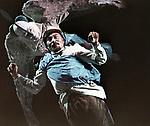 """Кадр из фильма """"Тризна"""" (Кулагер) (1972), СССР, Казахфильм; Режиссер: Булат Мансуров; В ролях: Каргамбай Сатаев. / Filmstill """"Trizna"""" (1972), USSR; Director: Bulat Mansurov; Stars: Kargambay Sataev;"""