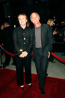 Beverly Hills, California - September 7, 2006.Amy Madigan and Ed Harris arrive at the Los Angeles Premiere of  Hollywoodland held at the Samuel Goldwyn Theater..Photo by Nina Prommer/Milestone Photo
