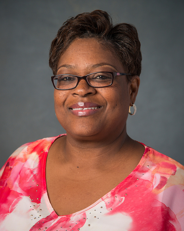 Angela Lundy Jackson poses for a photograph, September 2, 2015.