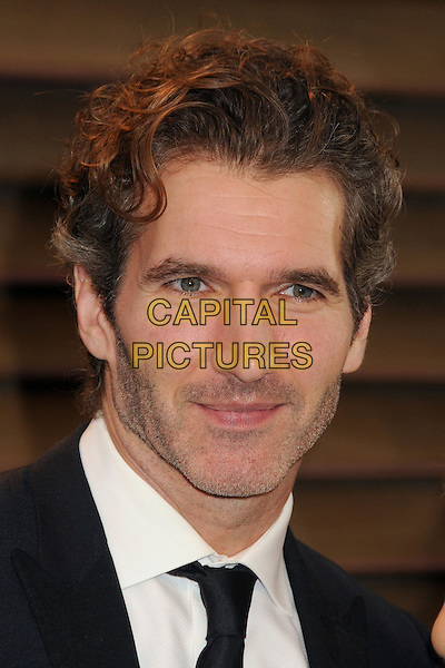 02 March 2014 - West Hollywood, California - David Benioff. 2014 Vanity Fair Oscar Party following the 86th Academy Awards held at Sunset Plaza.  <br /> CAP/ADM/BP<br /> &copy;Byron Purvis/AdMedia/Capital Pictures