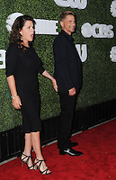 10 August 2016 - West Hollywood, California. Rob Lowe, Marcia Gay Harden. 2016 CBS, CW, Showtime Summer TCA Party held at Pacific Design Center. Photo Credit: Birdie Thompson/AdMedia