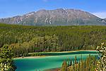 Emerald Lake, Yukon, Canada