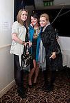 Renee Tallon, Leanne Farrell and Kathy Tallon at Barocco...Shane Maguire/Newsfile..