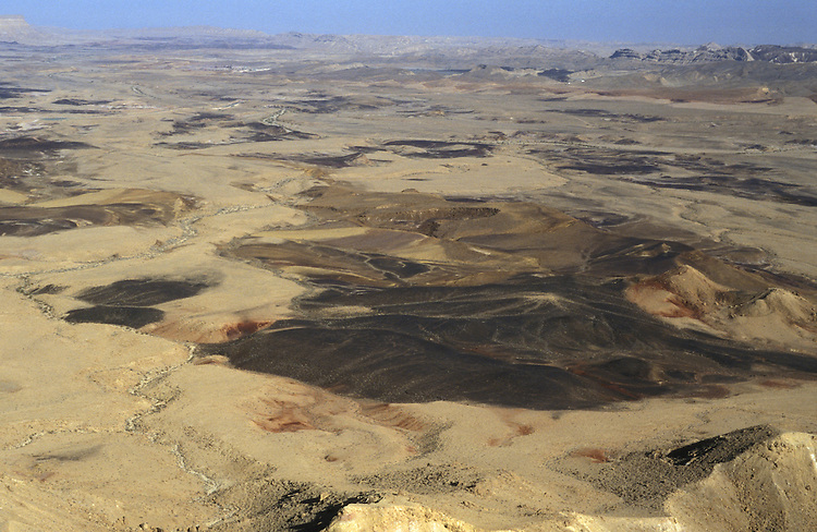 Ramon Crater, South Israel
