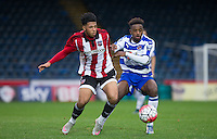 Reading U21 v Brentford U21 (played at Adam Park) - PL U21 Cup - 06.11.2015