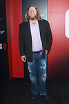 Nick Mangold arrives at the World Premiere of Ocean's 8 at Alice Tully Hall in New York City, on June 5, 2018.
