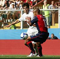 """kaka ferrari<br /> Genova 14/09/2008 Stadio """"Ferraris"""" <br /> Calcio Serie A Tim 2008-2009 <br /> Genoa-Milan<br /> Foto Davide Elias Insidefoto"""