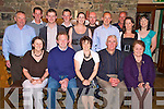 Niamh Clifford, Dromlehane, Beaufort, centre, pictured with Kathleen Griffin, Paul Clifford, Jerry and Tess O'Connor, John Griffin, Liam Clifford, Pa McCarthy, Cormac Clifford, Bridget Griffin, Stephen Griffin, Ivan and Tanya Griffin with Paul and Tara O'Donoghue, as she celebrated her 40th birthday in Beaufort Bar on Saturday........