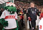 Fussball DFB Pokal: Saison 2010/2011  Achtelfinale VfB Stuttgart - FC Bayern Muenchen