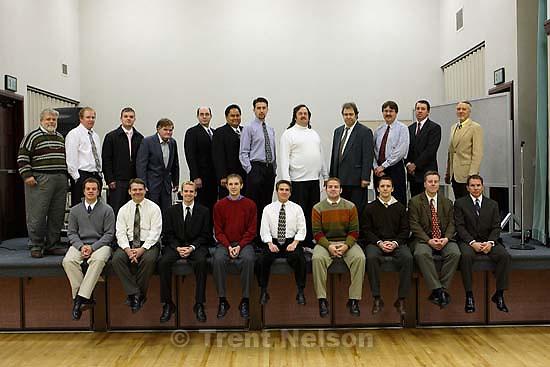 Bryan Ward elders quorum. LDS Church<br />