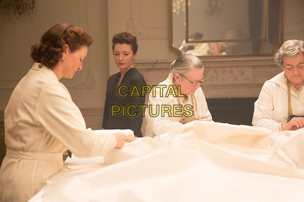 Phantom Thread (2017) <br /> Lesley Manville<br /> *Filmstill - Editorial Use Only*<br /> CAP/KFS<br /> Image supplied by Capital Pictures