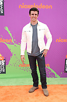 LOS ANGELES, CA July 13- Cooper Barnes, At Nickelodeon Kids' Choice Sports Awards 2017 at The Pauley Pavilion, California on July 13, 2017. Credit: Faye Sadou/MediaPunch