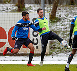 190118 Rangers training