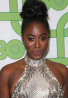 BEVERLY HILLS, CA - JANUARY 6: Kirby Howell-Baptiste, at the HBO Post 2019 Golden Globe Party at Circa 55 in Beverly Hills, California on January 6, 2019. <br /> CAP/MPI/FS<br /> ©FS/MPI/Capital Pictures