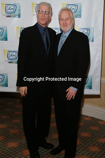 Ted Danson &amp; Garry Hart<br />Jewish Television Network&rsquo;s 2003 Vision Award Gala honoring Paramount Television Production President Gerry Hart. <br />Beverly Hills Hotel<br />Beverly Hills, CA, USA<br />Thursday, December 11, 2003   <br />Photo By Celebrityvibe.com/Photovibe.com