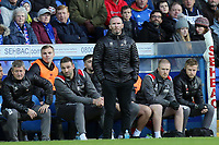 Lincoln City manager Michael Appleton during Ipswich Town vs Lincoln City, Emirates FA Cup Football at Portman Road on 9th November 2019