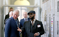03 April 2019 - UK - Prince Charles Prince of Wales during an official visit to the British Muslim Heritage Centre. Photo Credit: ALPR/AdMedia