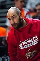 Valencia Basket vs Olympiacos (Euro 17/18)