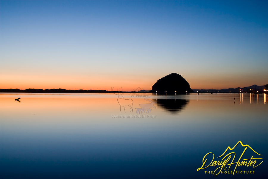 Sunset, Morro Bay, California
