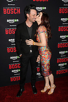 "3 March 2016 - West Hollywood, California - Stephen Full, Annie Wersching. Amazon Original Series ""Bosch"" Season 2 Premiere held at the Pacific Design Center. Photo Credit: Byron Purvis/AdMedia"