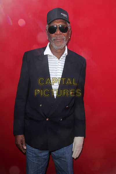 WESTWOOD, CA - February 01: Morgan Freeman at the &quot;The Lego Movie&quot; Los Angles Premiere, Village Theatre, Westwood,  February 01, 2014.  <br /> CAP/MPI/JO<br /> &copy;Janice Ogata/MediaPunch/Capital Pictures