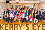 Double 60th Celebration for Mick Healy and Catherine Healy with family and  friends in Ballygarry House on Saturday night