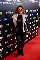 Vicky Larraz attends to El Jovencito Frankenstein premiere at La Luz Philips Teather in Madrid, Spain. November 13, 2018. (ALTERPHOTOS/A. Perez Meca) /NortePhoto.com
