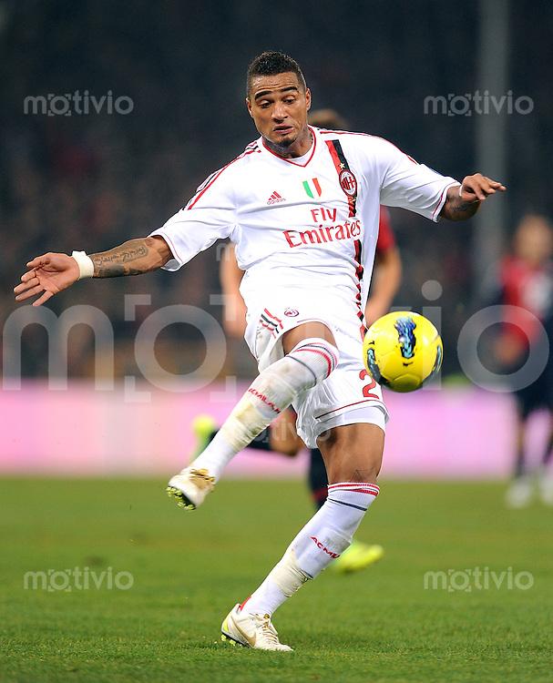 FUSSBALL INTERNATIONAL   SERIE A   SAISON 2011/2012    Genua - AC Mailand   02.12.2011 Kevin Prince Boateng (AC Mailand)