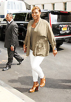 NEW YORK, NY-July 07: Queen Latifah at screening of 20th Century Fox presents ICE AGE: Collision Course  at Walter Reade Theatre in New York. NY July 07, 2016. Credit:RW/MediaPunch