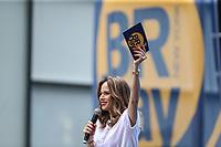NOVA YORK, EUA, 02.09.2018 - BR DAY-EUA - Ana Furtado durante o BR Day New York 2018 na cidade de Nova York nos Estados Unidos neste domingo, 02. (Foto: Vanessa Carvalho/Brazil Photo Press)