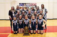 7th Grade Volleyball 3/9/19