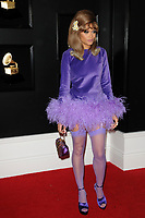 LOS ANGELES - FEB 10:  Andra Day at the 61st Grammy Awards at the Staples Center on February 10, 2019 in Los Angeles, CA