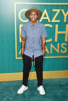 HOLLYWOOD, CA - AUGUST 07:  Lena Waithe arrives at the Warner Bros. Pictures' 'Crazy Rich Asians' premiere at the TCL Chinese Theatre IMAX on August 7, 2018 in Hollywood, California.<br /> CAP/ROT/TM<br /> &copy;TM/ROT/Capital Pictures