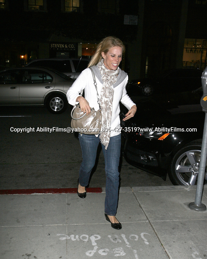 February 1st 2012   .. ..Cheryl Hines spotted leaving Anastasia Salon in Beverly Hills, CA..AbilityFilms@yahoo.com.805-427-3519www.AbilityFilms.com