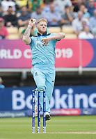 Ben Stokes (England) in action during Australia vs England, ICC World Cup Semi-Final Cricket at Edgbaston Stadium on 11th July 2019
