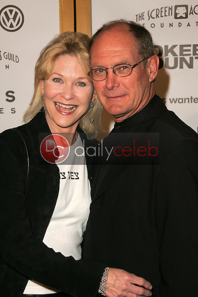 Dee Wallace and Skip Belyea<br />