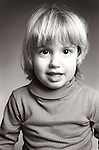 1978. Butchie Adelson as toddler.