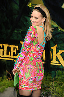 "Kimberly Wyatt<br /> European premiere of ""The Jungle Book"" <br /> BFI IMAX, London"
