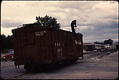 Box car #3431 - Farmington<br /> D&amp;RGW  Farmington, NM