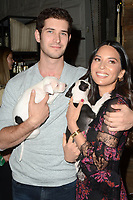 LOS ANGELES - NOV 6:  Tucker Roberts, Olivia Munn at the Love Leo Rescue 2nd Annual Cocktails for A Cause at the Rolling Greens on November 6, 2019 in Los Angeles, CA