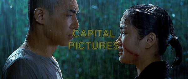 JOON LEE & ANNA SAWAI.in Ninja Assassin.*Filmstill - Editorial Use Only*.CAP/FB.Supplied by Capital Pictures.