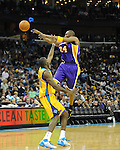 New Orleans Hornets vs. Los Angeles Lakers
