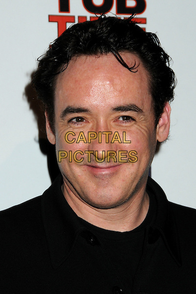 "JOHN CUSACK.""Hot Time Time Machine"" World Premiere Party held at the Cabana Club, Hollywood, California, USA..March 17th, 2010.headshot portrait black smiling .CAP/ADM/BP.©Byron Purvis/AdMedia/Capital Pictures."