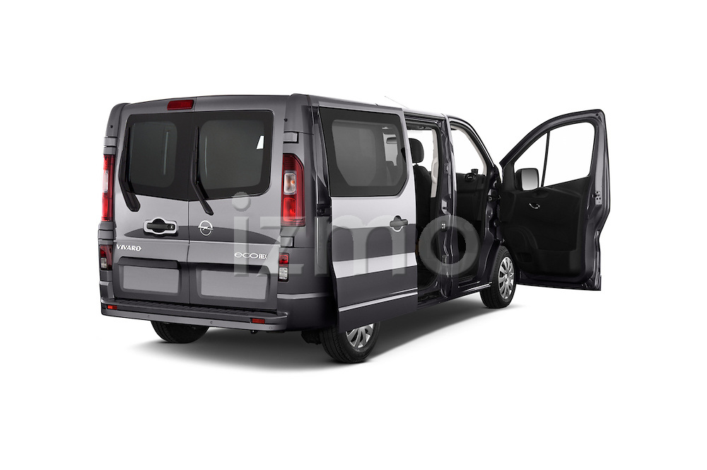 Car images of a 2015 Opel Vivaro Sportive 4 Door Combi 2WD Doors