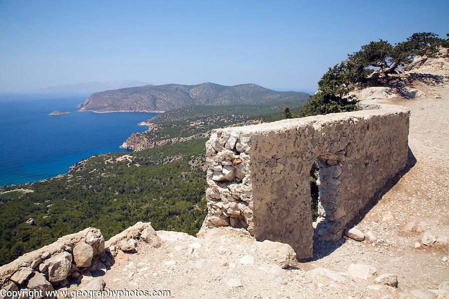 Kastrou Monolithos, Rhodes, Greece