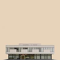 Est&eacute;e Lauder Building<br /> Melville, Long Island
