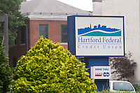 A Hartford Federal Credit Union branch is pictured in Hartford, Connecticut, Saturday August 6, 2011. Hartford Federal Credit Union is a community chartered credit union serving Hartford, Middlesex, and Tolland County.
