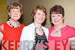 REST: Nora Scannell, Joan Lane and Nel O'Grady (Abbeyfeale) taking a break from dancing to the Michael EDenver Country & Western night ion the Brandon Hotel, Conference Centre,Tralee on Friday night,